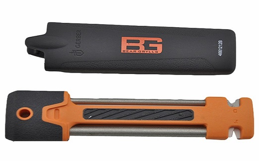 gerber bear grylls knife sharpener