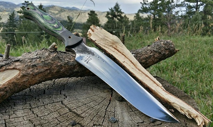 timber tactical knife
