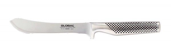 Global GF-27 - 7 inch, 16cm Heavyweight Butcher's Knife