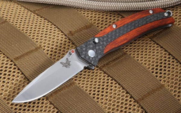 Nakamura Design Folding Knife with S30V Steel