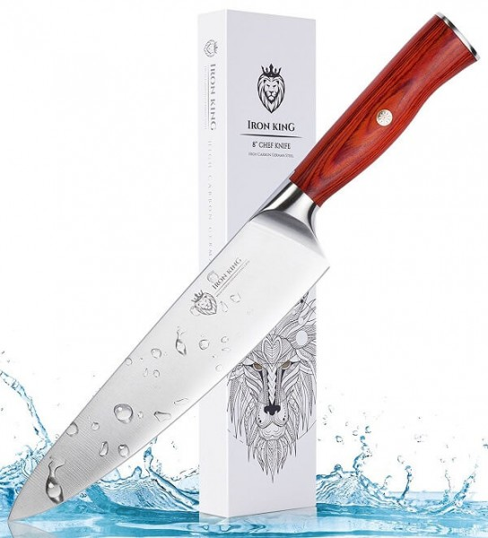 Chef Knife High Carbon Steel