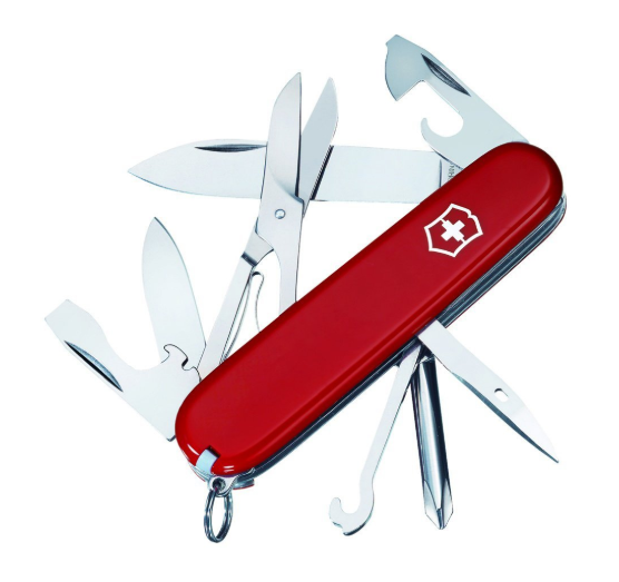 Victorinox Swiss Army Super Tinker best swiss army knife