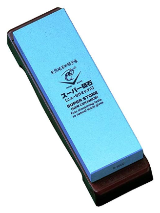 best sharpening stone product image: Naniwa_Blue_Super_Stone