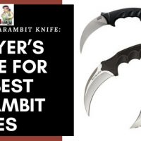 a list of the best karambit knives in the market