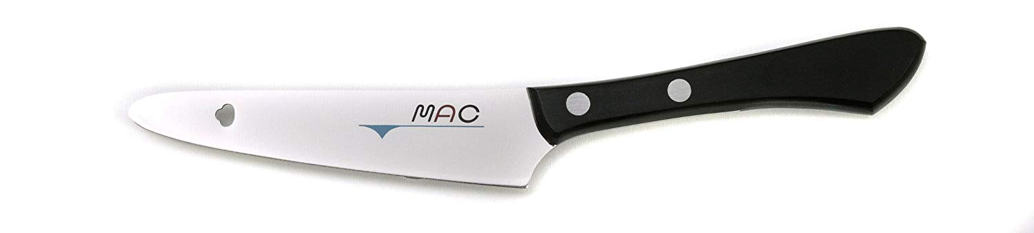 best paring knife that has a razor-sharp edge and pakka wood handle